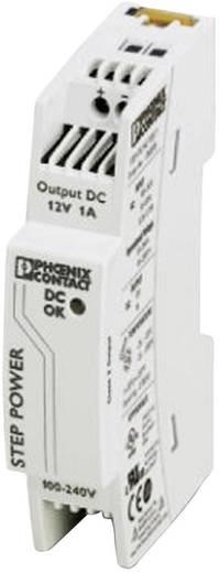 Hutschienen-Netzteil (DIN-Rail) Phoenix Contact STEP-PS/48AC/24DC/0.5 24 V/DC 0.55 A 24 W 1 x