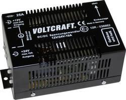 Image of DC/DC-Wandler VOLTCRAFT 12/10 24 V/DC/10 A