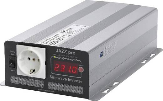Wechselrichter RIP Energy Jazz pro 1000-12-230 1000 W 12 V/DC 12 V/DC Schraubklemmen