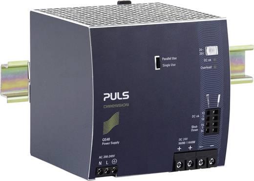 Hutschienen-Netzteil (DIN-Rail) PULS DIMENSION QS40.244 24 V/DC 40 A 960 W 1 x