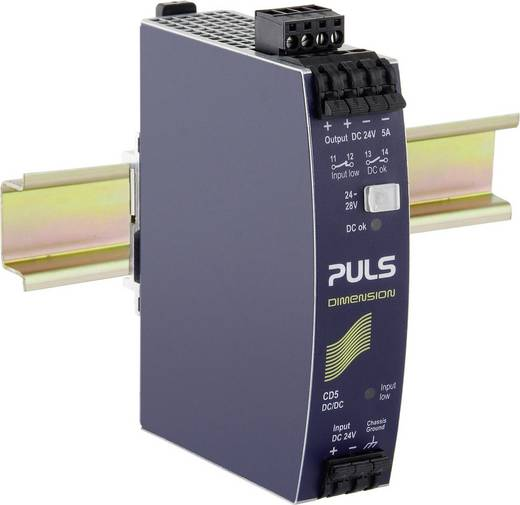 DC/DC-Wandler DIMENSION CD5 PULS CD5.241-S1 5 A 120 W