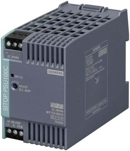 Hutschienen-Netzteil (DIN-Rail) Siemens SITOP PSU100C 24 V/4 A 24 V/DC 4 A 96 W 1 x
