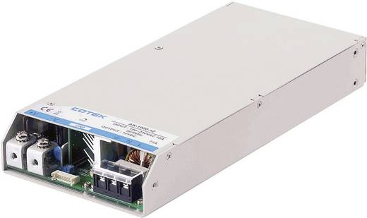 AC/DC-Einbaunetzteil Cotek AK 1000-12 12 V/DC 62 A 744 W