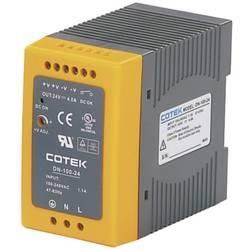 Napájecí zdroj na DIN lištu Cotek DN 100-12, 7,5 A, 12 V/DC