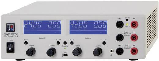 Labornetzgerät, einstellbar EA Elektro-Automatik PS 2384-03B Triple ISO 0 - 84 V/DC 0 - 3 A 212 W USB fernsteuerbar Anza