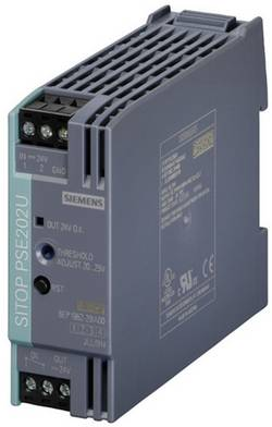 Redundantní modul Siemens SITOP PSE202U NEC CLASS 2, 24 V/DC, 40 A, na DIN lištu