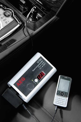 Wechselrichter AEG Si 150 150 W 12 V/DC 12 V/DC (11 - 15 V/DC) Lüfterlos Zigarettenanzünder-Stecker