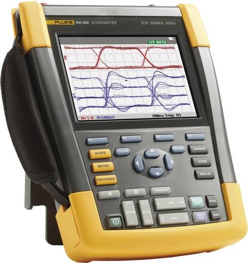 Hand-Oszilloskop (Scope-Meter) Fluke 190-502/EU 500 MHz 2-Kanal 5 GSa/s 10 kpts 8 Bit Digital-Speicher (DSO), Komponent