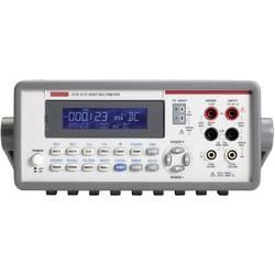 Digitálne/y stolný multimeter Keithley 2110-240-ISO, Kalibrované podľa (ISO)