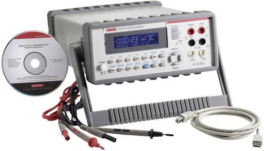 Keithley 2110-240 Tisch-Multimeter digital Kalibriert nach: DAkkS CAT II 600 V Anzeige (Counts): 100000