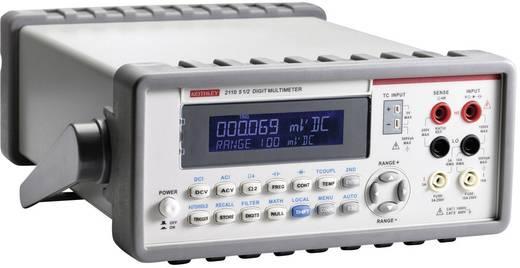 Tisch-Multimeter digital Keithley 2110-240 Kalibriert nach: ISO CAT II 600 V Anzeige (Counts): 100000