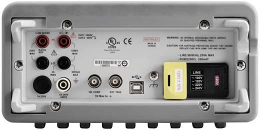 Keithley 2100/230-240 Tisch-Multimeter digital Kalibriert nach: ISO CAT II 600 V Anzeige (Counts): 1000000