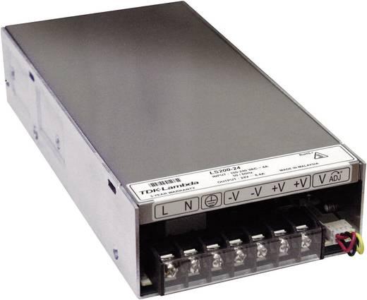 AC/DC-Einbaunetzteil TDK-Lambda LS-200-3.3 3.6 V/DC 40 A 200 W
