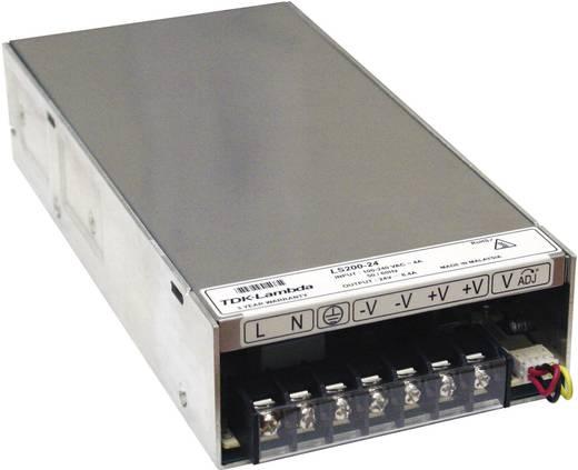 AC/DC-Einbaunetzteil TDK-Lambda LS-200-48 57.6 V/DC 4.2 A 200 W