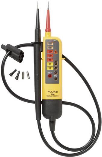 Fluke T90 Zweipoliger Spannungsprüfer CAT II 690 V, CAT III 600 V LED, Akustik DAkkS
