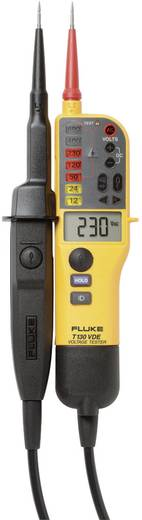 Fluke T130/VDE Zweipoliger Spannungsprüfer CAT III 690 V, CAT IV 600 V LED, LCD, Akustik, Vibration ISO