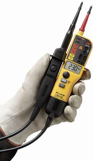 Zweipoliger Spannungsprüfer Fluke T150/VDE CAT III 690 V, CAT IV 600 V LED, LCD, Akustik, Vibration Werksstandard (ohne