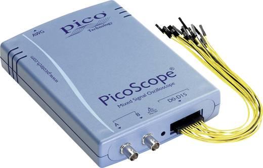USB-Oszilloskop pico PP861 200 MHz 18-Kanal 250 MSa/s 128 Mpts 8 Bit Kalibriert nach ISO Digital-Speicher (DSO), Funktio