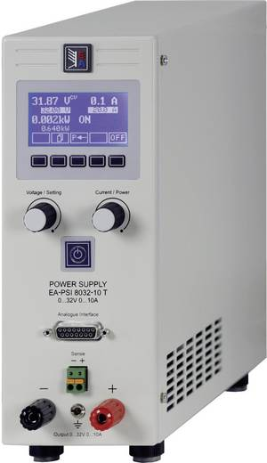 Labornetzgerät, einstellbar EA Elektro-Automatik EA-PSI 8360-15 T 0 - 360 V/DC 15 A 1500 W Anzahl Ausgänge 1 x