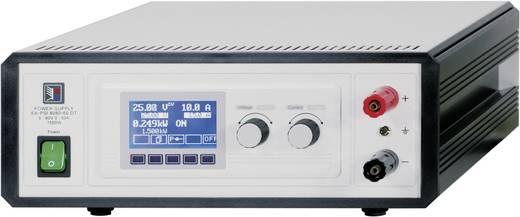 Labornetzgerät, einstellbar EA Elektro-Automatik EA-PSI 8080-60 DT 0 - 80 V/DC 0 - 60 A 1500 W Anzahl Ausgänge 1 x