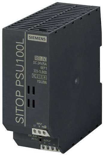Siemens SITOP PSU100L 24 V/5 A Hutschienen-Netzteil (DIN-Rail) 24 V/DC 5 A 120 W 1 x