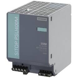 Sieťový zdroj na montážnu lištu (DIN lištu) Siemens SITOP PSU400M 24 V/20 A, 1 x, 24 V/DC, 20 A, 480 W