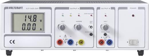 Labornetzgerät, einstellbar VOLTCRAFT VLP 1405 OVP 0 - 40 V/DC 0 - 5 A 212 W OVP Anzahl Ausgänge 2 x Kalibriert nach DA