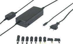 Síťový adaptér pro notebooky Voltcraft NPS-125 USB, 12 - 22 VDC, 112 W