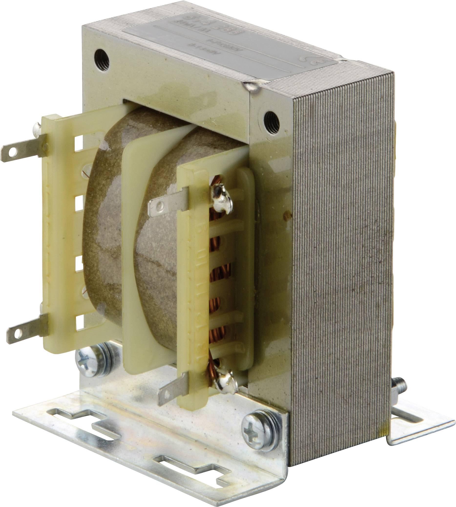 elma TT IZ 60 Universal-Netztransformator 1 x 230 V 1 x 12 V//AC 12 V//AC 36 0 V