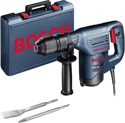 Bosch Professional GSH 3 E SDS-Plus-Meißelhammer 650 W 2.6 J inkl. Koffer