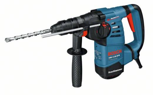 Bosch Professional GBH 3-28 DFR SDS-Plus-Bohrhammer 800 W inkl. Koffer