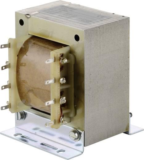 Universal-Netztransformator 1 x 230 V 1 x 4 V/AC, 6 V/AC, 8 V/AC, 10 V/AC, 12 V/AC, 14 V/AC, 16 V/AC, 18 V/AC, 20 V/AC,