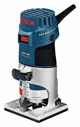Bosch Professional Kantenfräse GKF 600, L-Boxx