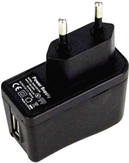 USB-Ladegerät Steckdose Dehner Elektronik SAW 0501200 USB Blister Ausgangsstrom (max.) 1200 mA 1 x USB