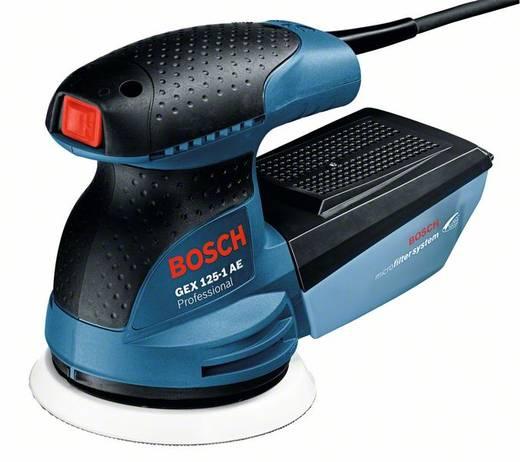 Exzenterschleifer inkl. Koffer 250 W Bosch GEX 125-1 AE 0601387501 Ø 125 mm