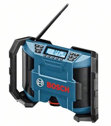 UKW Baustellenradio Bosch GML 10,8 V Blau, Schwarz