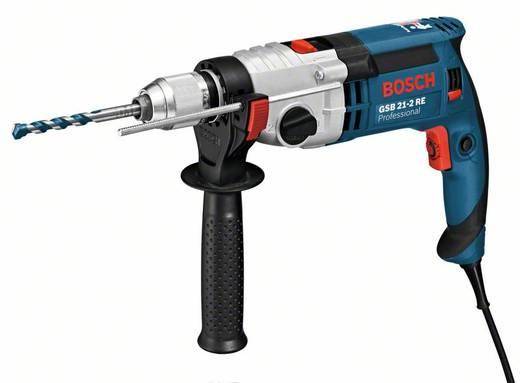 Bosch Professional GSB 21-2 RE L-Boxx 2-Gang-Schlagbohrmaschine 1100 W