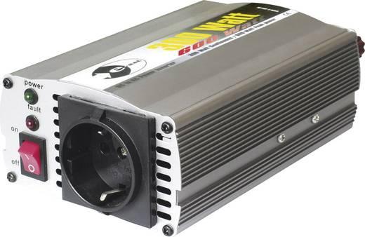 Wechselrichter e-ast CL300-12 300 W 12 V/DC 12 V/DC (11 - 15 V) Schraubklemmen Schutzkontakt-Steckdose