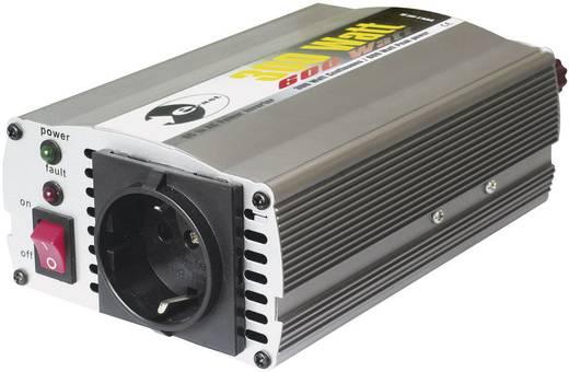 Wechselrichter e-ast CL300-24 300 W 24 V/DC 24 V/DC (22 - 28 V) Schraubklemmen Schutzkontakt-Steckdose