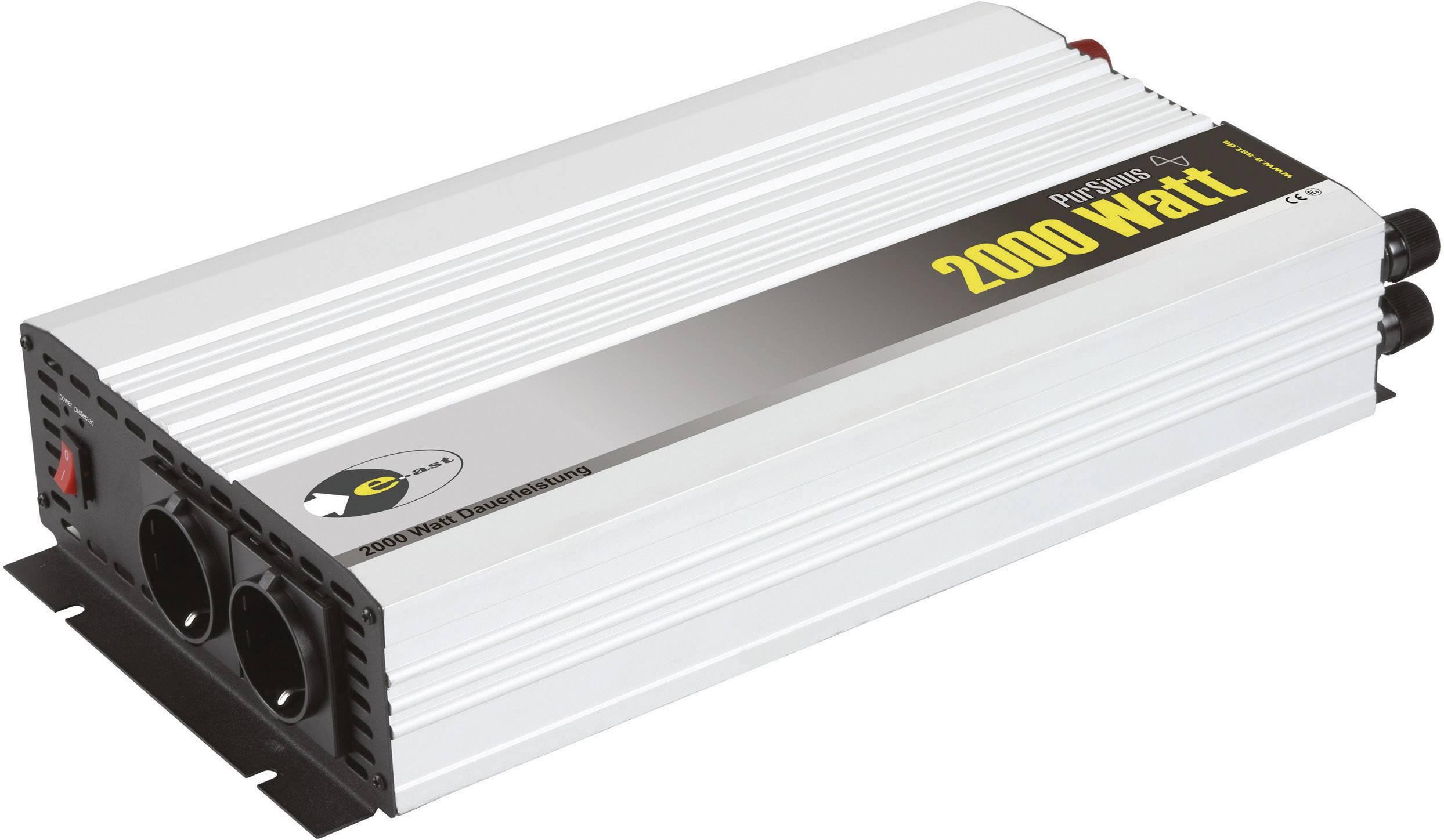 Wechselrichter Auf Online Bestellen 6 To 12 Volt Power Supply Inverter E Ast Hpl 2000 W V Dc 230