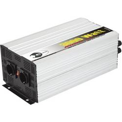 Trapézový menič napätia DC / AC e-ast HPL 3000-24, 3000 W, 24 V/DC/230 V/AC, 3000 W