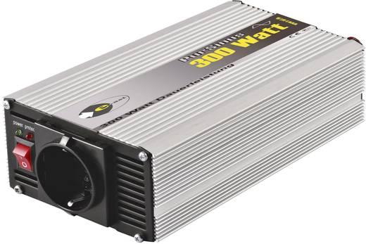 Wechselrichter e-ast CLS 300-12 300 W 12 V/DC 12 V/DC (11 - 15 V) Schraubklemmen Schutzkontakt-Steckdose