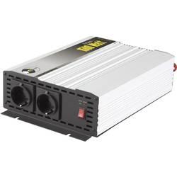 Sínusový menič napätia DC / AC e-ast HighPowerSinus HPLS 1500-24, 1500 W, 24 V/DC/230 V/AC, 1500 W