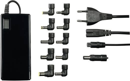 VOLTCRAFT NPS-90A LCD Notebook-Netzteil 90 W 15 V/DC, 16 V/DC, 19 V/DC 4.73 A