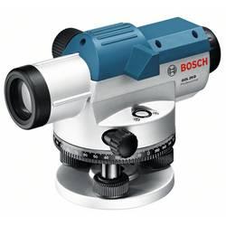 Optický nivelačný prístroj Bosch Professional GOL 20 D, Dosah (max.): 60 m, Optické zväčšenie (max.): 20 x, Kalibrované podľa: bez certifikátu