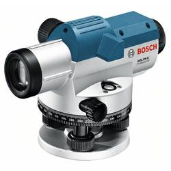 Optický nivelačný prístroj Bosch Professional GOL 20 G, Dosah (max.): 60 m, Optické zväčšenie (max.): 20 x, Kalibrované podľa: bez certifikátu