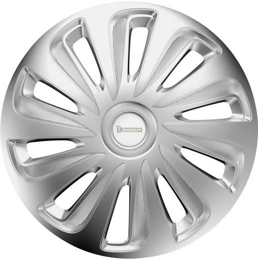 Michelin Céline Radkappen R16 Silber, Chrom 4 St.