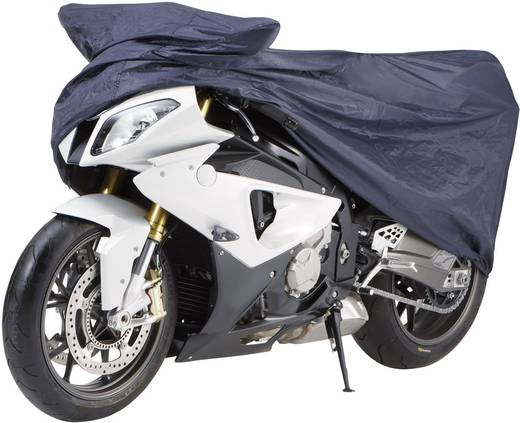 cartrend Motorrad-Garage (L x B x H) 229 x 125 x 99 cm Motorrad Größe L Honda CBF 600, Yamaha YZF-R6 und vergleichbare M
