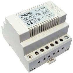 Sieťový zdroj na montážnu lištu (DIN lištu) Comatec TBD2/018.12/F4, 12 V/AC, 1.5 A, 18 W