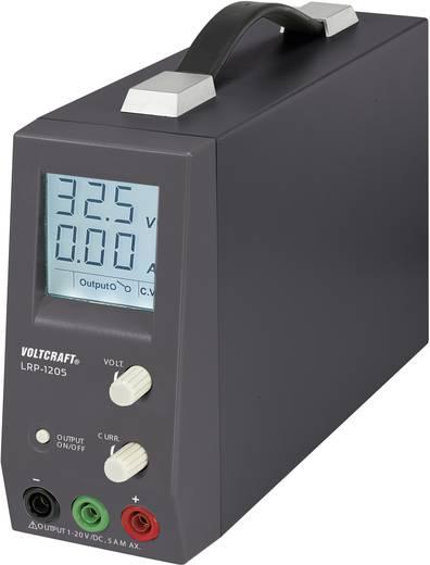 Labornetzgerät, einstellbar VOLTCRAFT LRP-1205 0.4 - 20 V/DC 0 - 5 A ...
